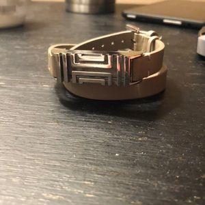 Tory Burch Fitbit strap